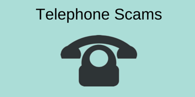 Phone scams