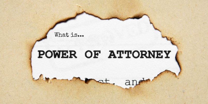 Health and Welfare – Understanding Lasting Power of Attorney