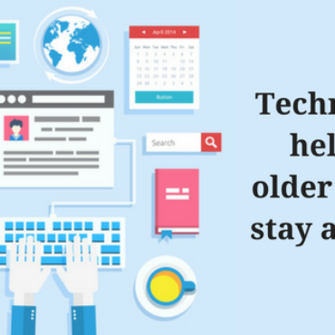 Technology: helping older people stay home
