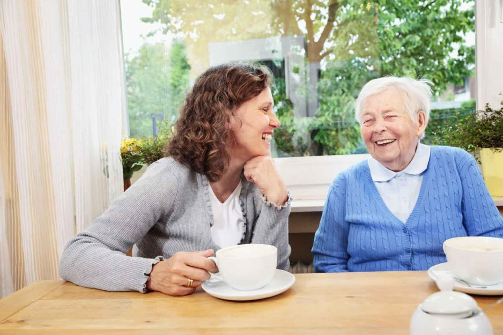 Companionship for The Elderly - River Garden Home Care