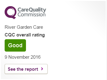 River Garden Care CQC Rating