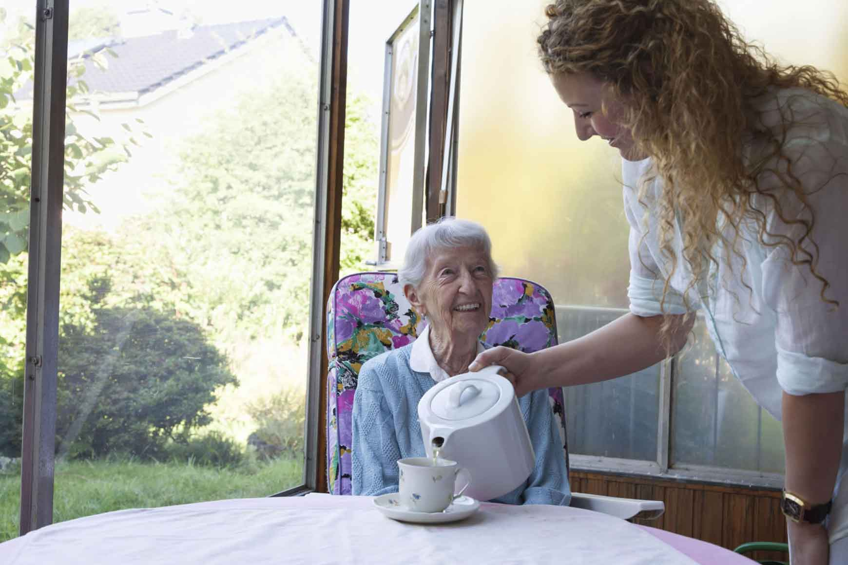 Home help services - River Garden Home Care