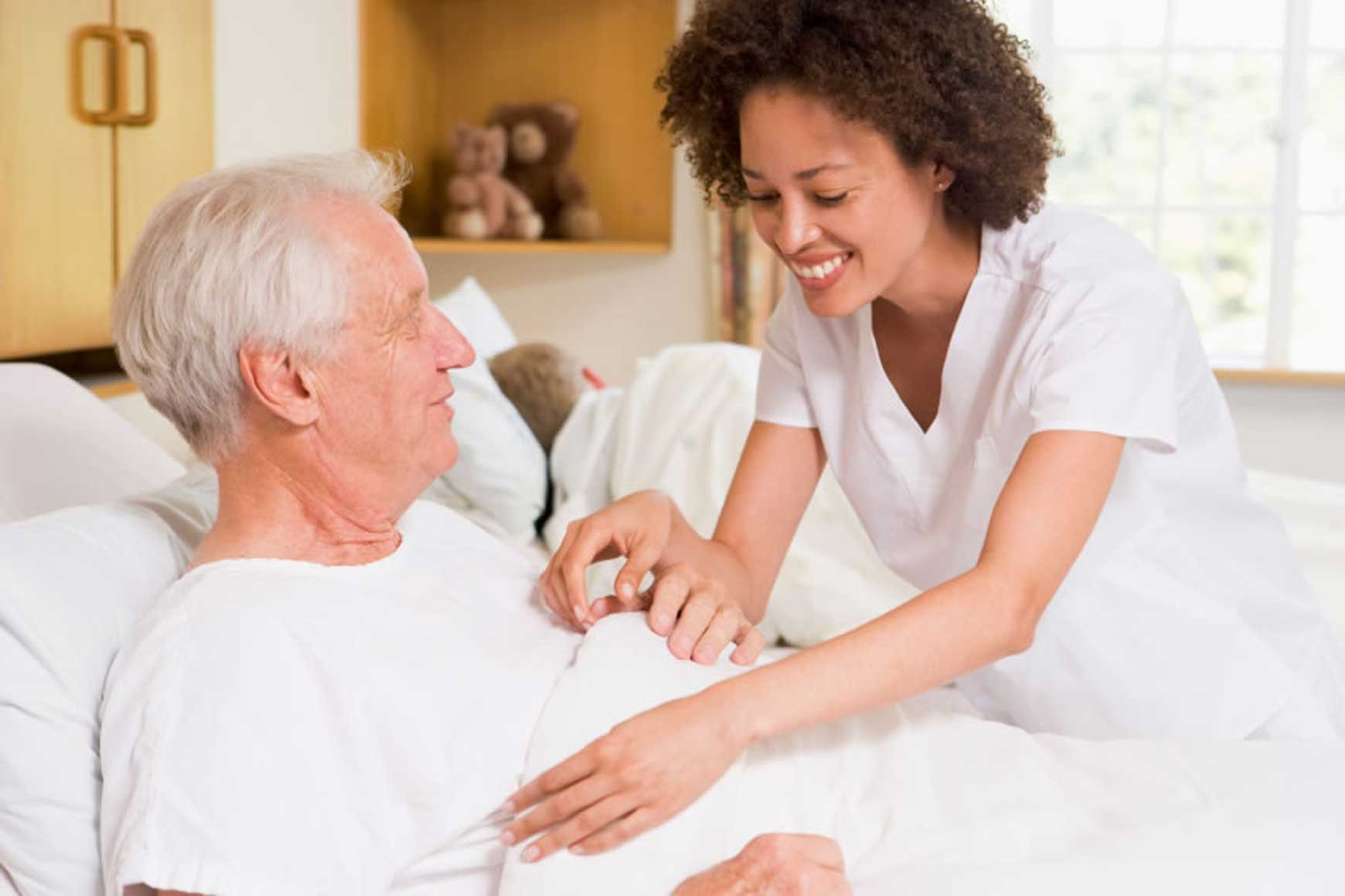Palliative Care Services - River Garden Home Care