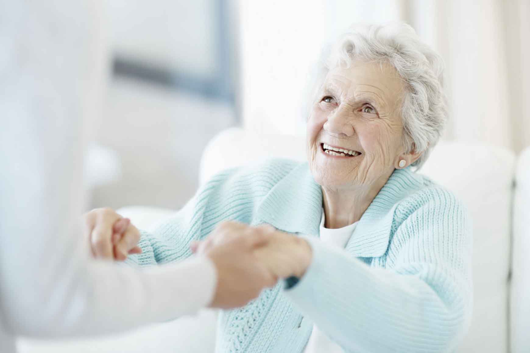 Personal care services - River Garden Home Care