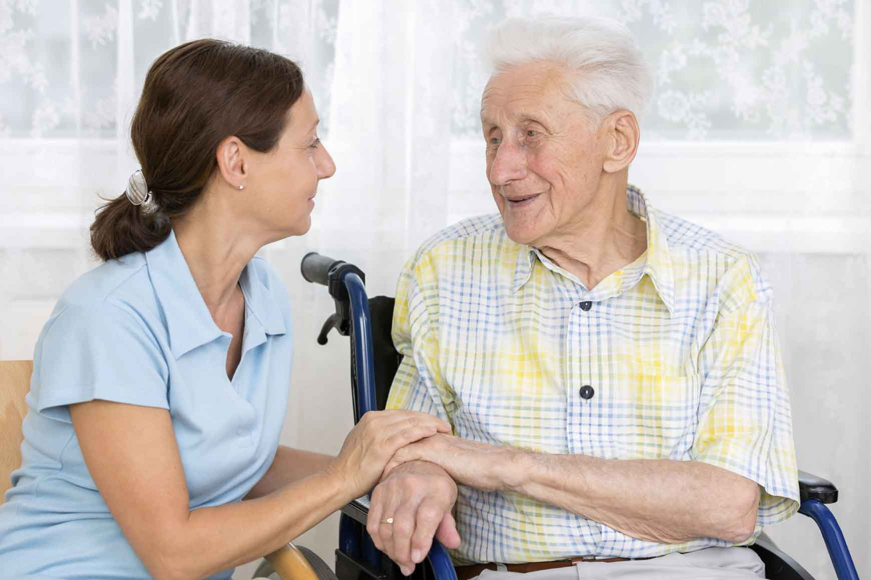 Reablement support - River Garden Home Care