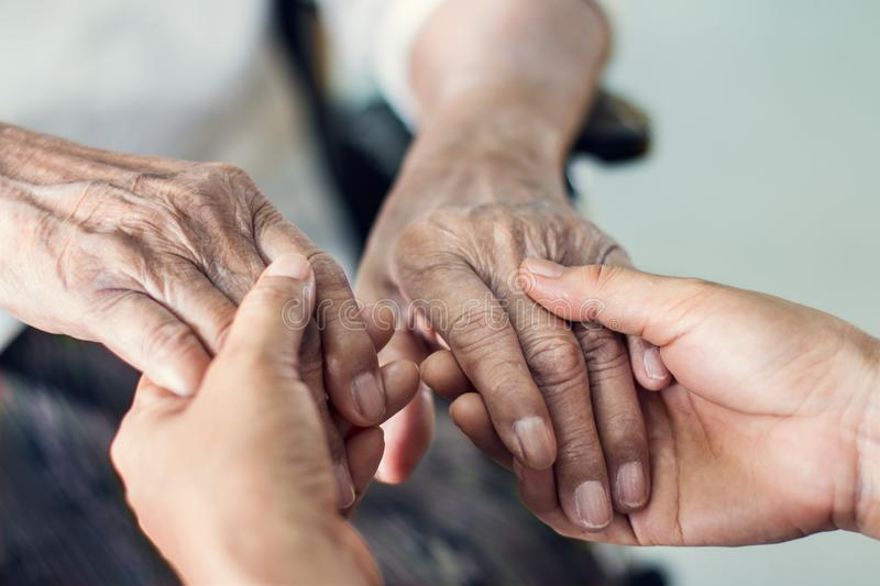 Supporting Uncooperative Elderly People