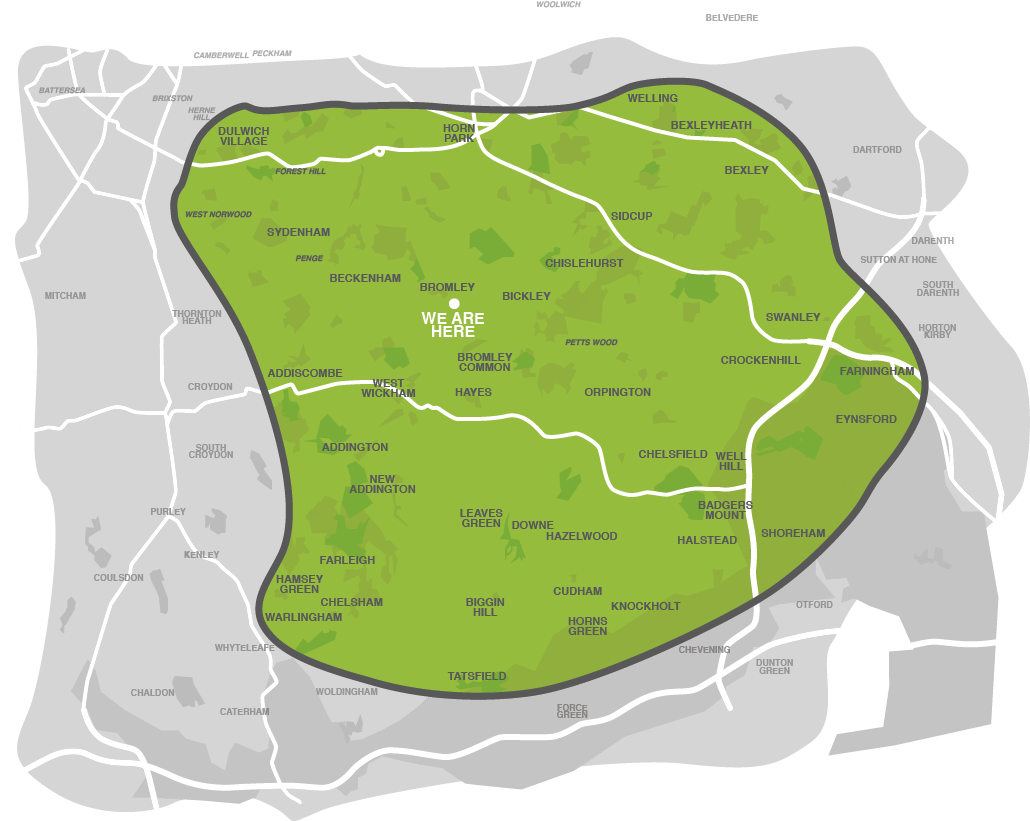 River Garden Home Care map